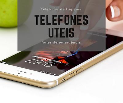 telefones de emergencia em itapema