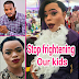 Nigerian famous attention seekers Uche Maduagwu and Bobrisky blasts each other on Instagram