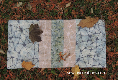 Rock City fabrics quilted table runner