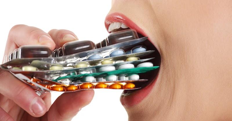 Allevamenti intensivi pompati con farmaci micidiali per la Salute dei Consumatori e l'Ambiente.