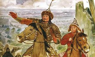 Несколько версий почему в 1382 году Хан Тахтамыш овладел Москвой