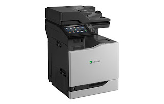 Lexmark XC8155 Driver download