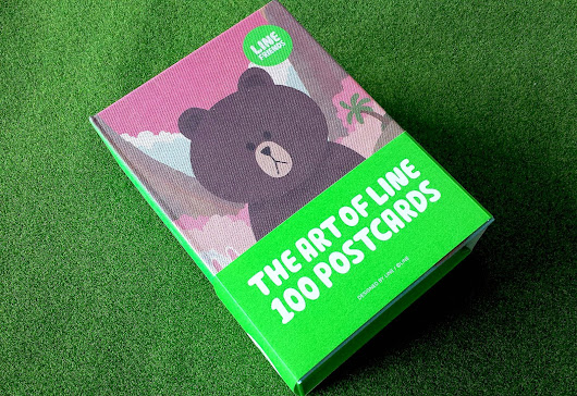 THE ART OF LINE: 100 POSTCARDS | Cookietales (dieneryn)