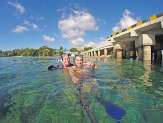 Snorkeling Wakatobi