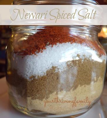 Turmeric Newari Spice