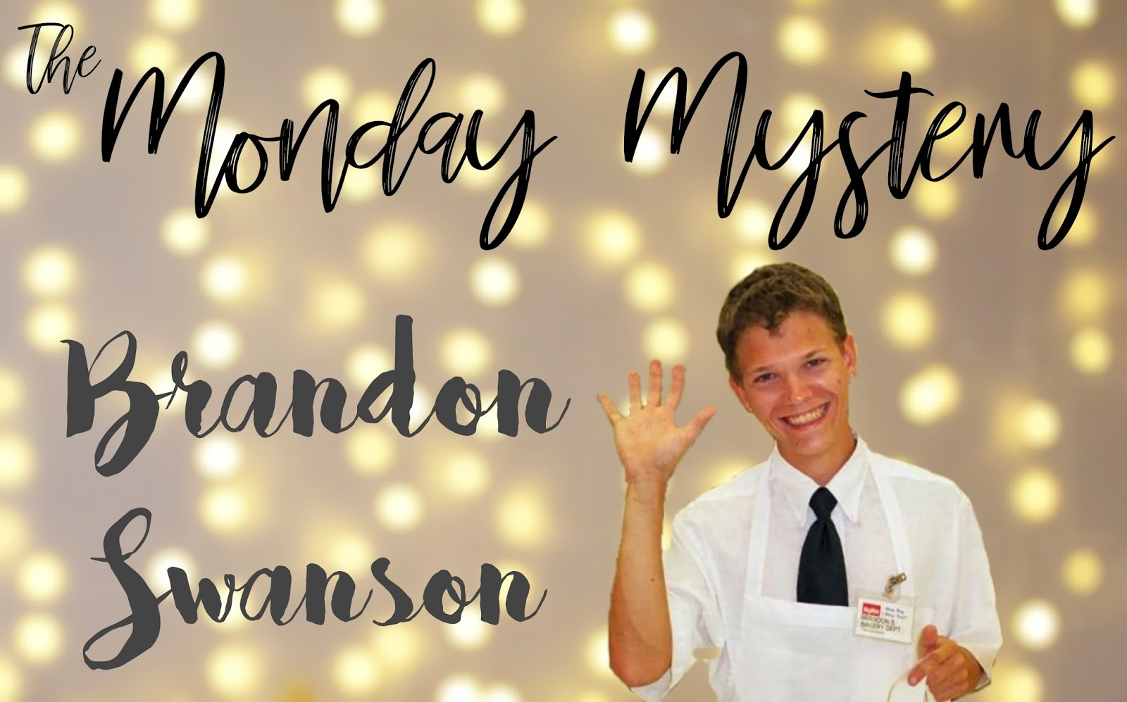 Brandon Swanson Missing Lynd Canby Marshall