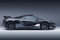 McLaren MSO X (2018) Side