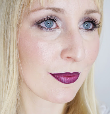 MAC - Lip Pencil (Currant), Hot Gossip - Ombre Lips Look Make-up, blond, Doris Weber