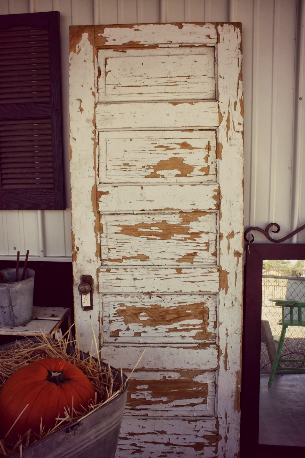 Snippets Of Creations: Old Doors
