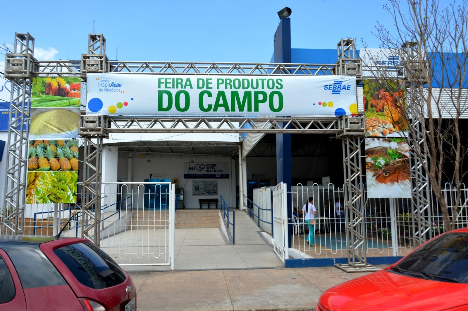 Feira De Produtos Do Campo Inicia No Sebrae Neste Domingo 30