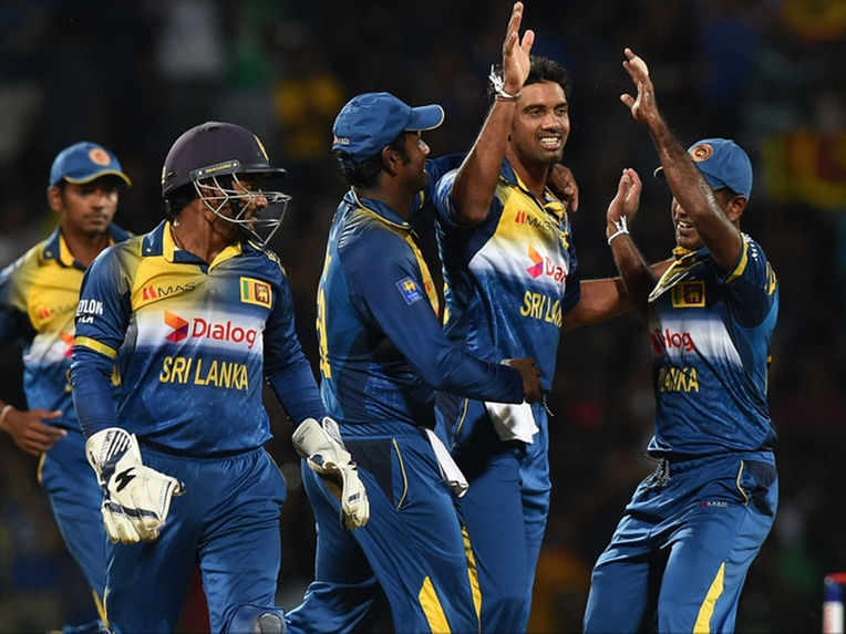 T20I Lasith Malinga Bowl Sri Lanka to Victory Over West Indies