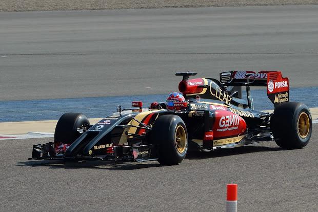 2014 Cars Lotus F1 Uncovered E22 - Innovative Direction Of Unique Design Formula 1