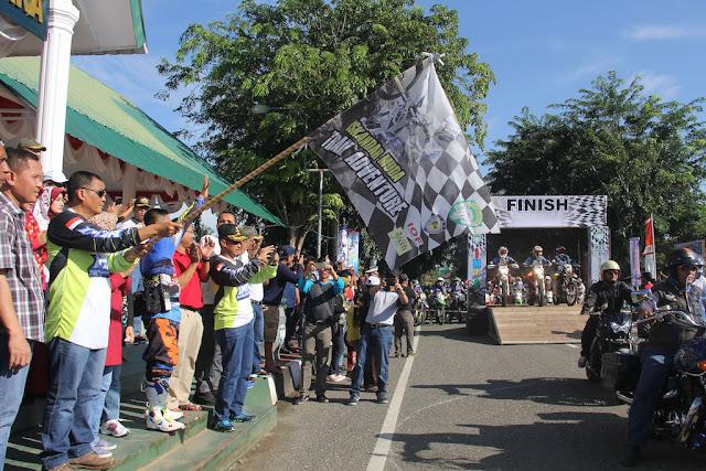 HUT Kodam Iskandar Muda, Trail Adventure 220 Kilometer