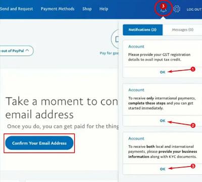 Paypal अकाउंट कैसे बनाये हिंदी में