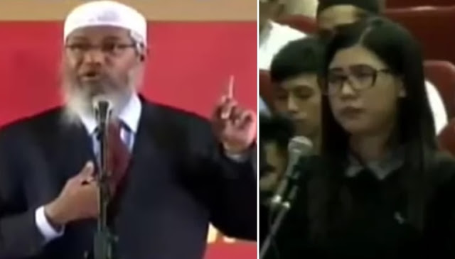 Jika Masuk Islam Apakah Dosaku Diampuni?, Setelah Menangis, Wanita Ini Masuk Islam