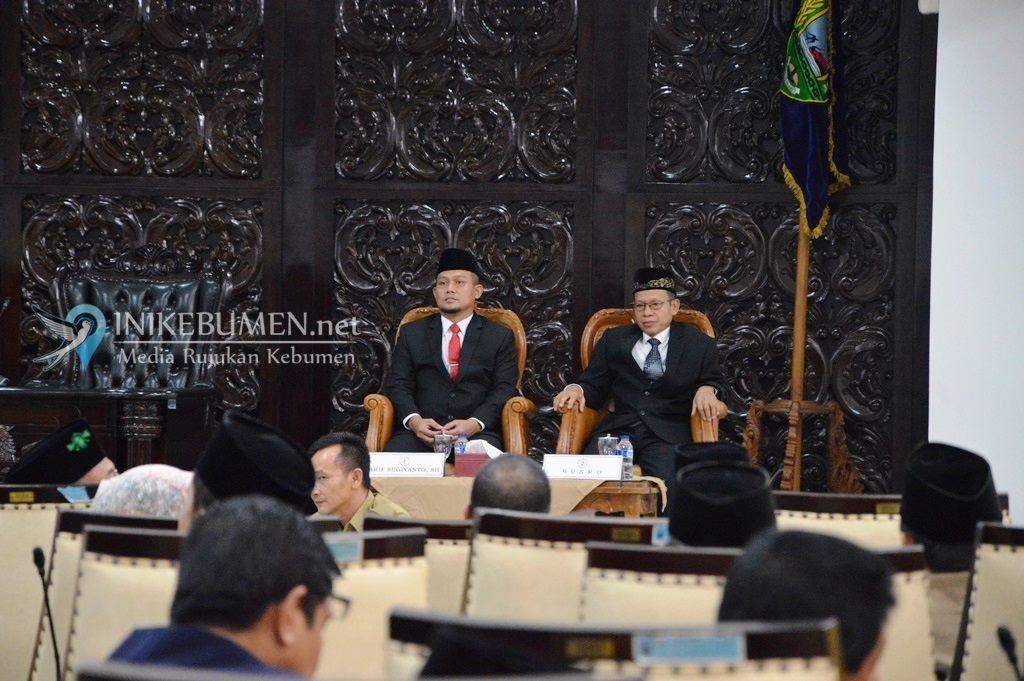 Tiga Anggota Dewan Tak Hadir pada Pemilihan Wakil Bupati Kebumen