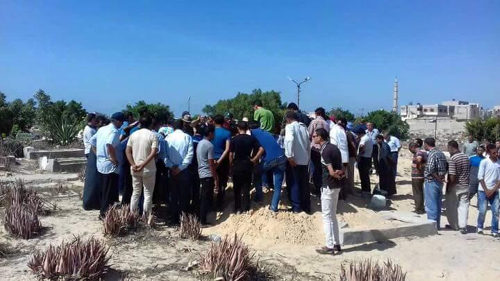مجزرة_العريش مقتل 4 مدنيين وإصابة 2 آخرين بينهم طفلة