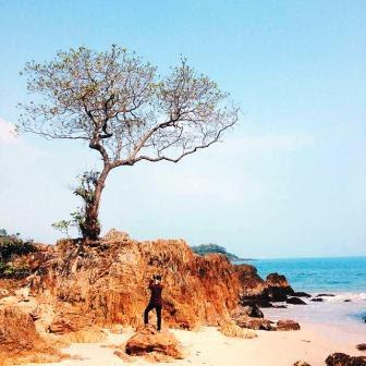 Objek Wisata Pantai Marina Lampung Selatan, Pantai yang Kental dengan Aura Mistis