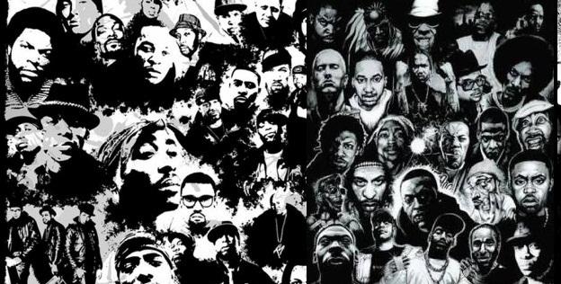 Download 100 Lagu Hip Hop Dan Rap Barat Terbaik Era 1990-an Paling Popular