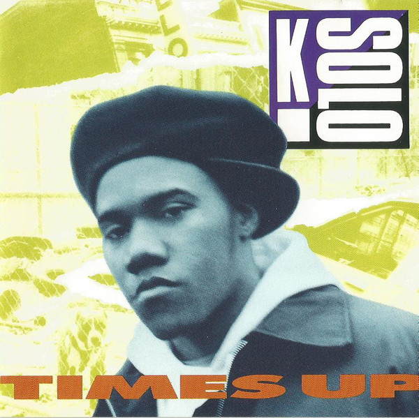 K-Solo - Time's Up (1992) (320 kbps)