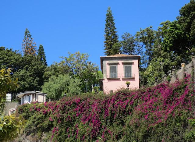 Quinta Vigia balconies