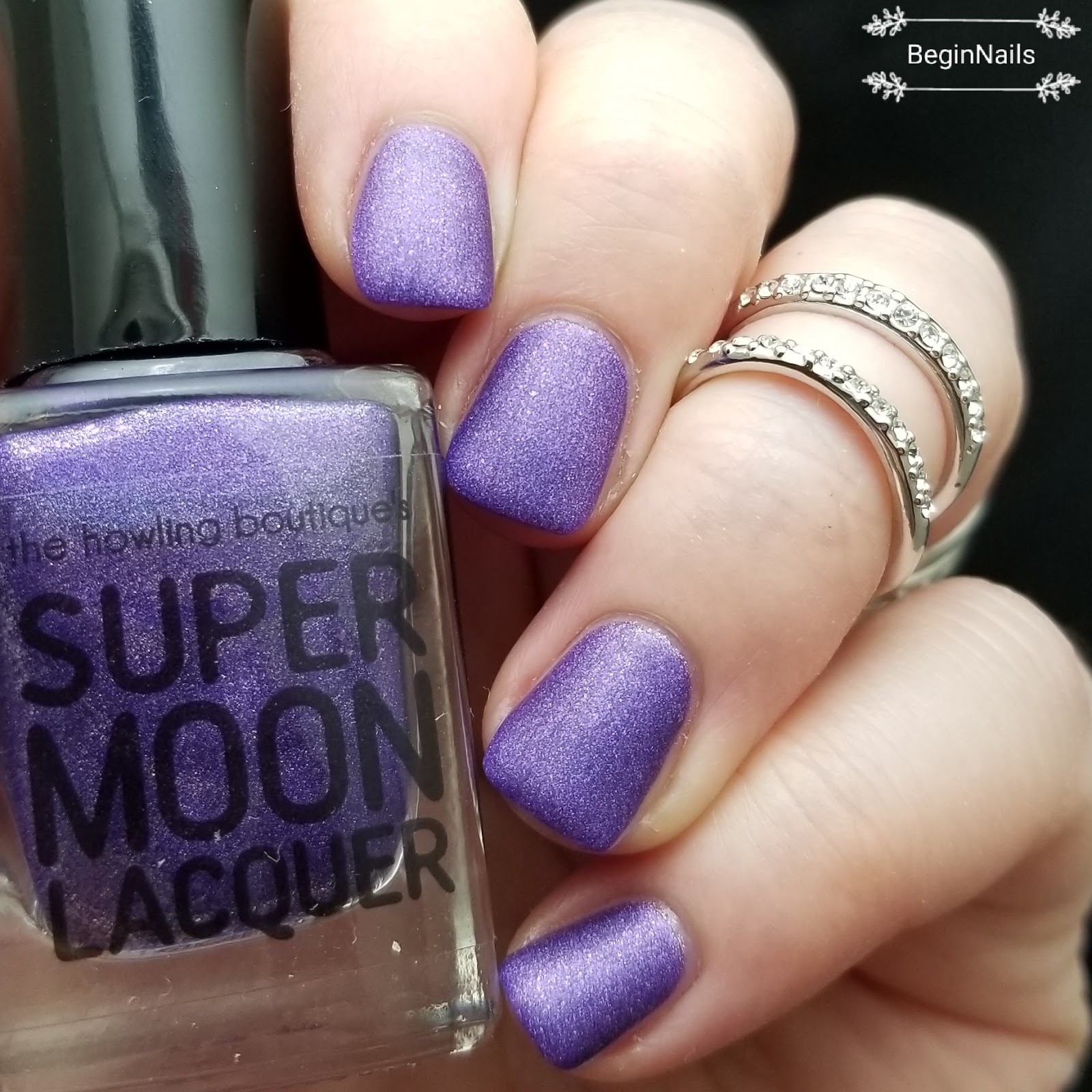 Let\'s Begin Nails: The Howling Boutique\'s Supermoon Lacquer ...