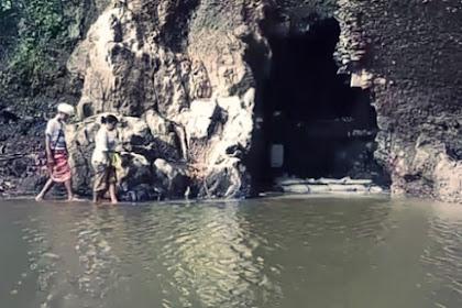 Pura Goa Raja Patirtaan dan Penglukatan di Tajun