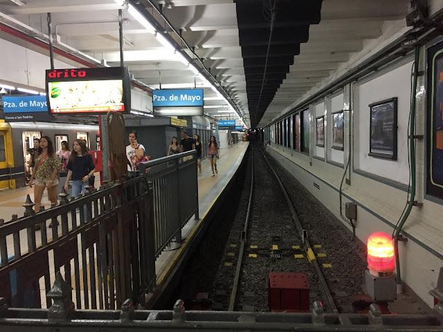 Subte Subway Station