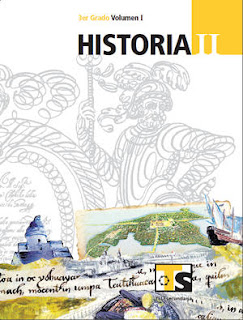 Libro de TelesecundariaHistoriaIITercer gradoVolumen ILibro para el Alumno2016-2017