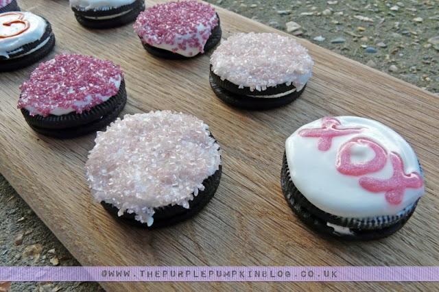 Last Minute Valentine's Day Cookies | The Purple Pumpkin Blog