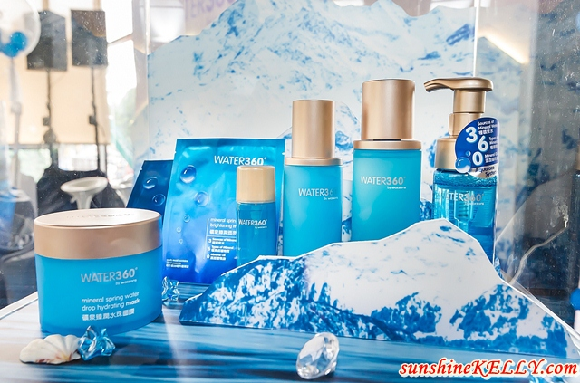Water360⁰ by Watsons Influenser Sharing Session & Relaunch