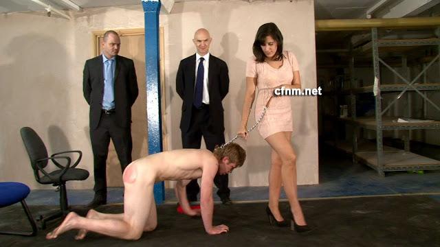 Femdom public humiliation tube