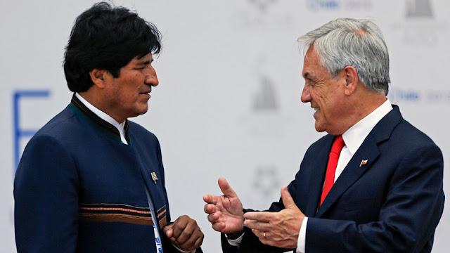 Diputados chilenos solicitan a Piñera el restablecimiento de relaciones con Bolivia