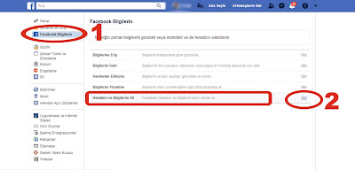 facebook hesap silme 2