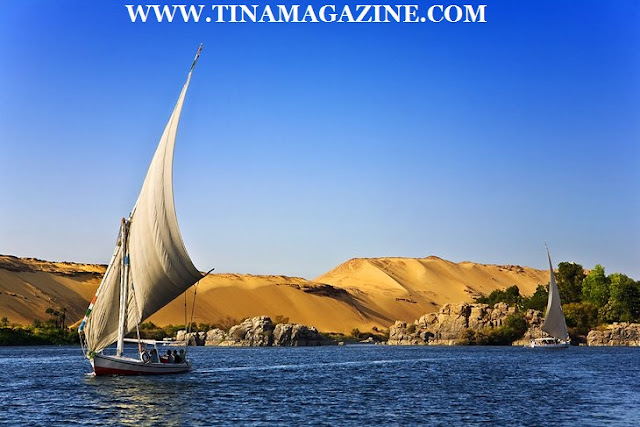 beautiful tourist destinaions in egypt