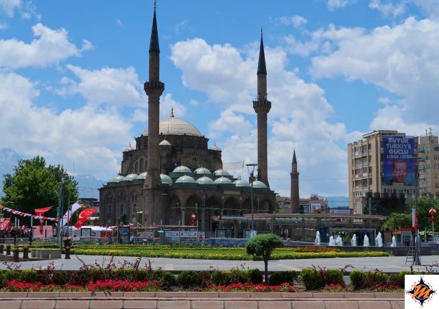 Kayseri, moschea