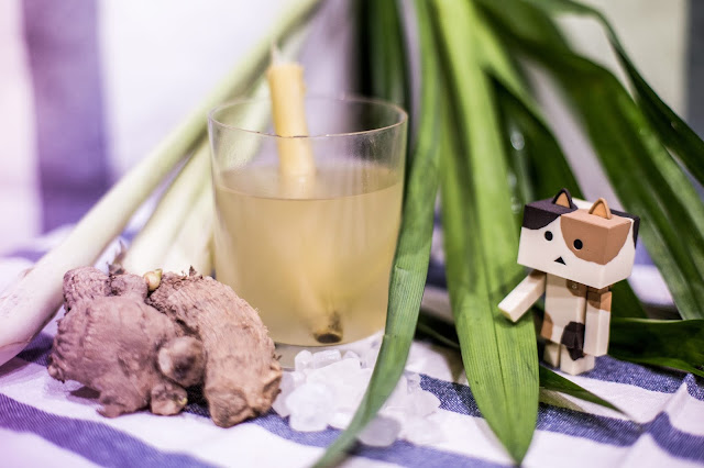 Recipe: Detox Drink - Lemongrass Ginger Tea