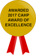 CAHP Award of Excellence