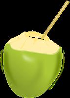 kelapa ijo bisa menyembuhkan kista
