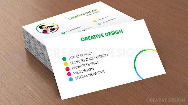 thiet ke namecard, business cards design 2