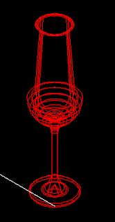 gambar isometric autocad