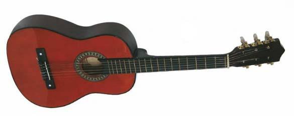 Guitarra española cadette Rocío C6N
