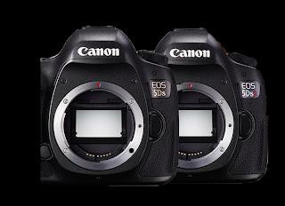Cámara de fotos Canon Eos 5Ds 5Dsr con sensor de 50 Megapíxeles