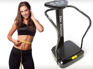 vibrating exercise platforms