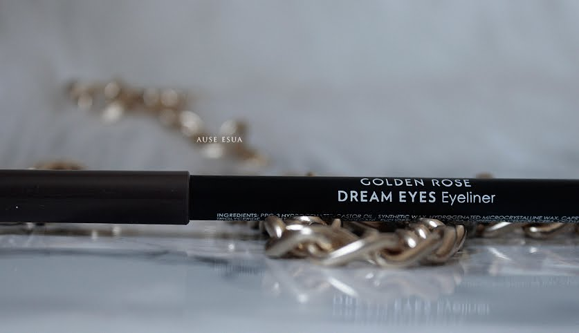 Golden Rose Dream Eyes Eyeliner │ Golden Rose Kahverengi Göz Kalemi 408 ♡│ AUSE ESUA