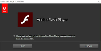Adobe Flash Player 24.0.0.186 Offline Installer