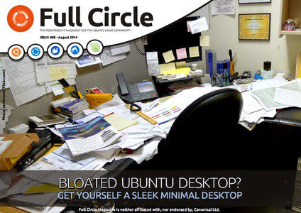 Full Circle Magazine issue 88