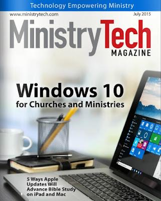 Ministry Tech Magazine
