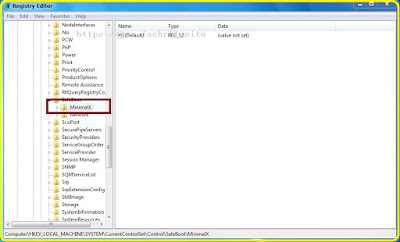 cara disable mematikan safe mode windows 7