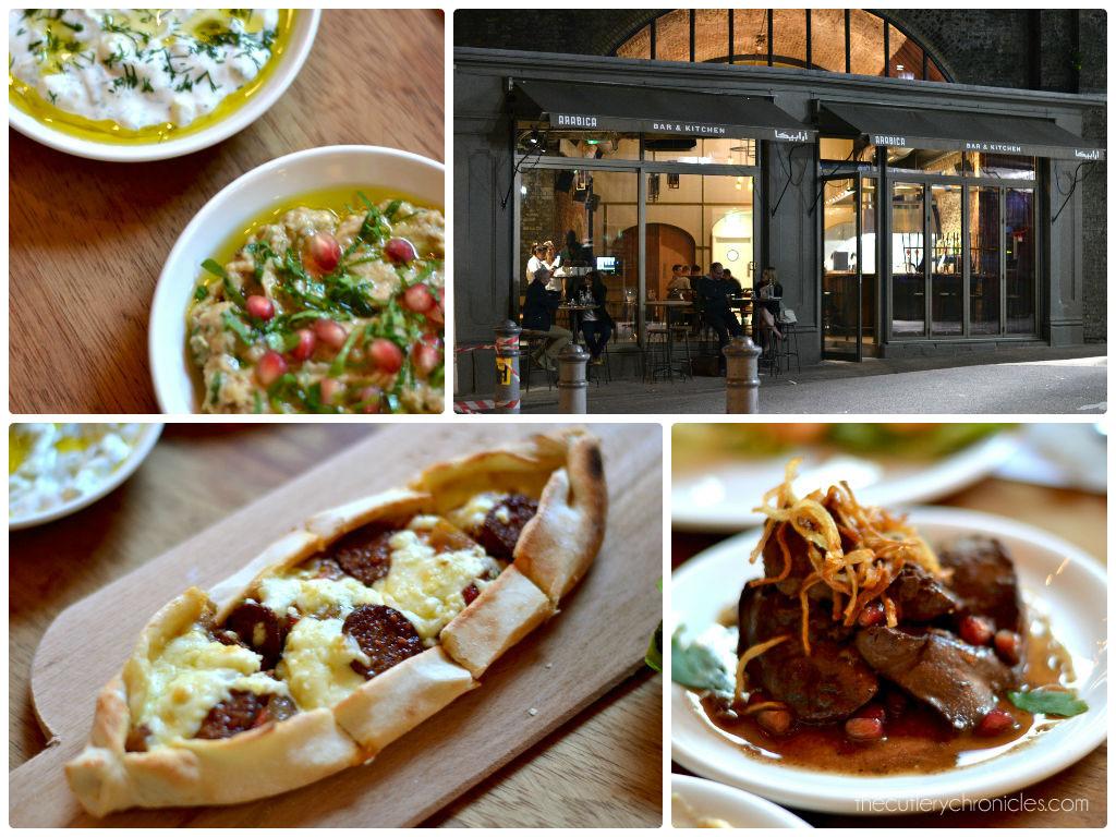 Arabica Bar And Kitchen Halal